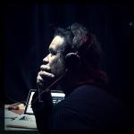 enregistrement des voix off à l'Usine