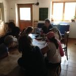 École à La Colle
