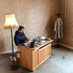 Bureau d'écriture à Evron##Writing room in Evron