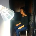 Enregistrement voix avec Nolwenn Moreau