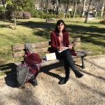 Sandra Reinflet Parc Oliva