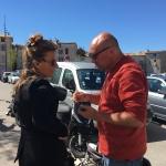 Frédérique Favre et Christophe Modica