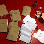 La préparation des carnets