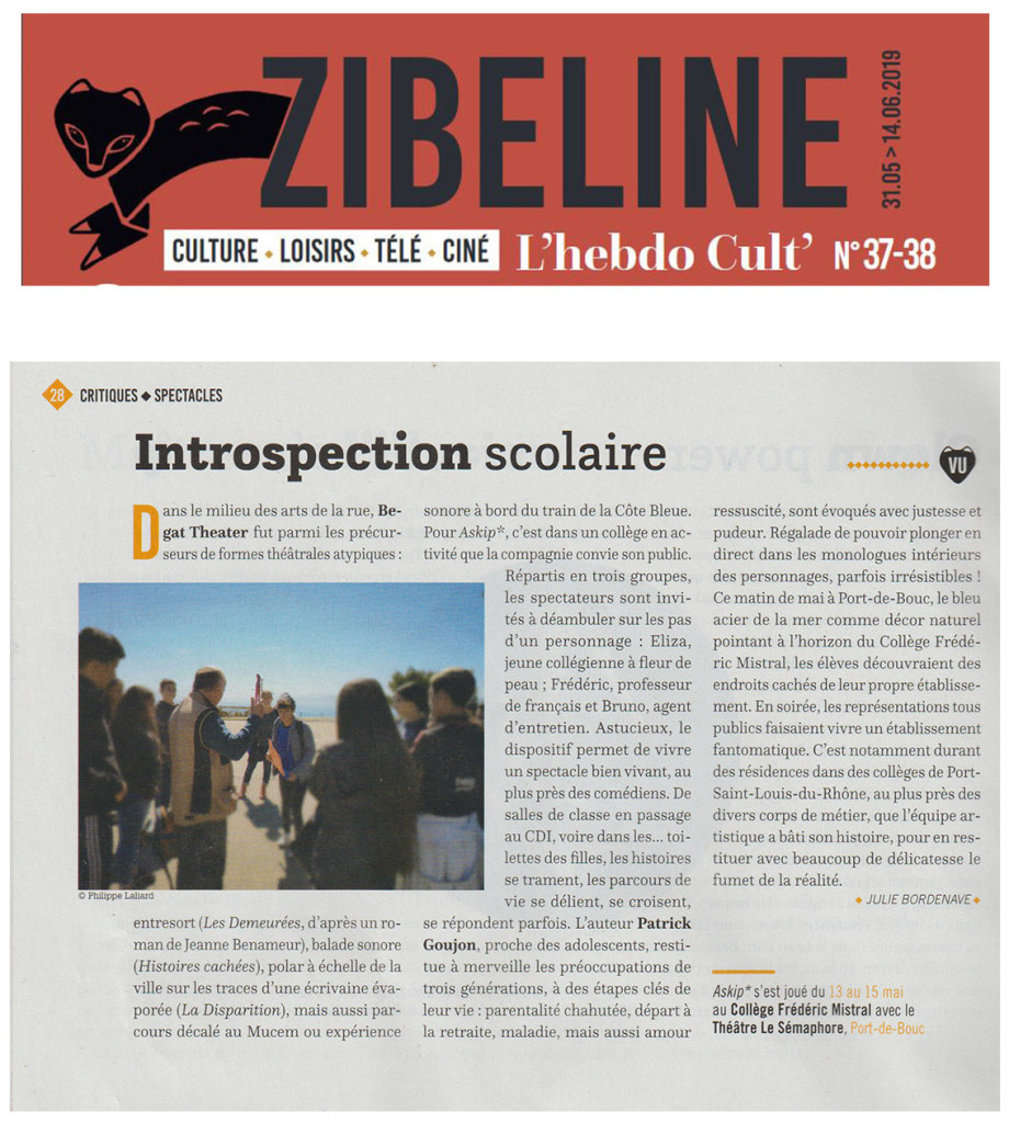 article zibeline