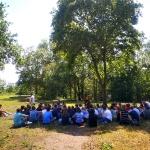 Vieux-Condé avec Le Boulon, séance scolaire le 18 juin 2021