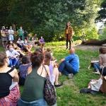 Paris au Parc des Buttes Chaumont, 15-16 juin 2021