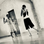Stage bûto - Lorna Lawrie